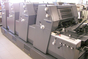 macchina tipografia